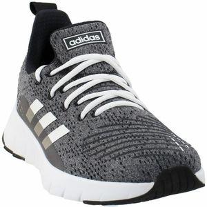 NWT Adidas Asweego dark grey white size 14